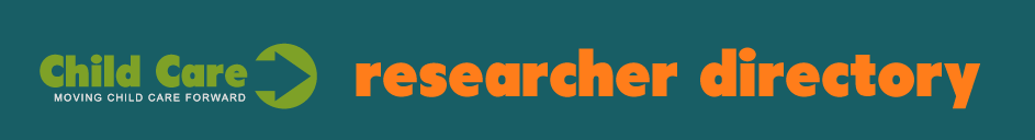 Moving Child Care Forward ECEC Researcher Directory logo